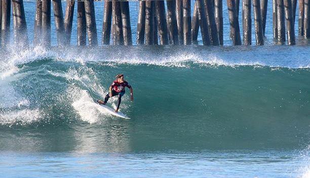 All six SA surfers go through at World Junior Champs