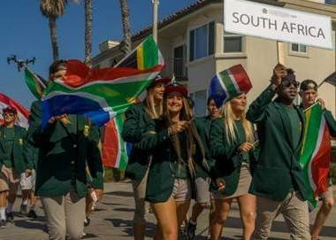 Sykes captains SA juniors at World Championships