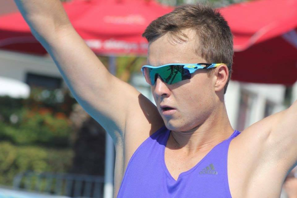 Yet another setback for champion Sullwald