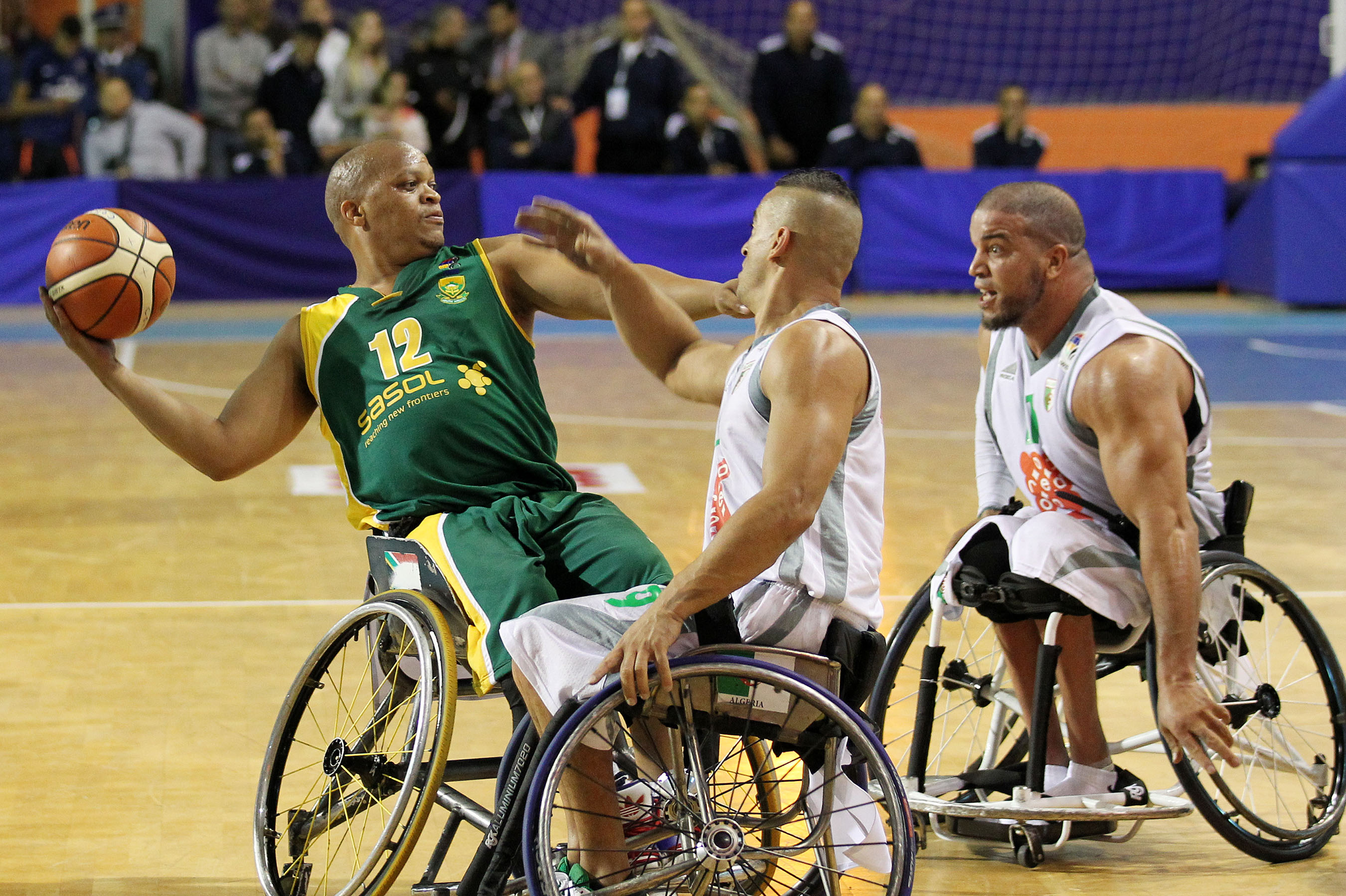 Amawheelaboys suffer opening defeat in Algeria