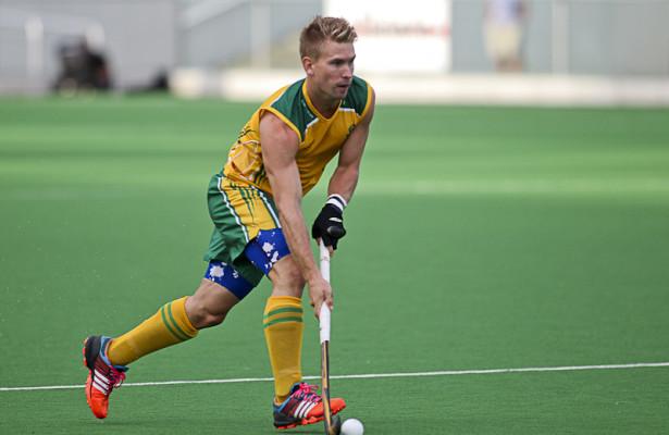 Durban, KZN Raiders SA striker Taine Paton. ACTION PIX