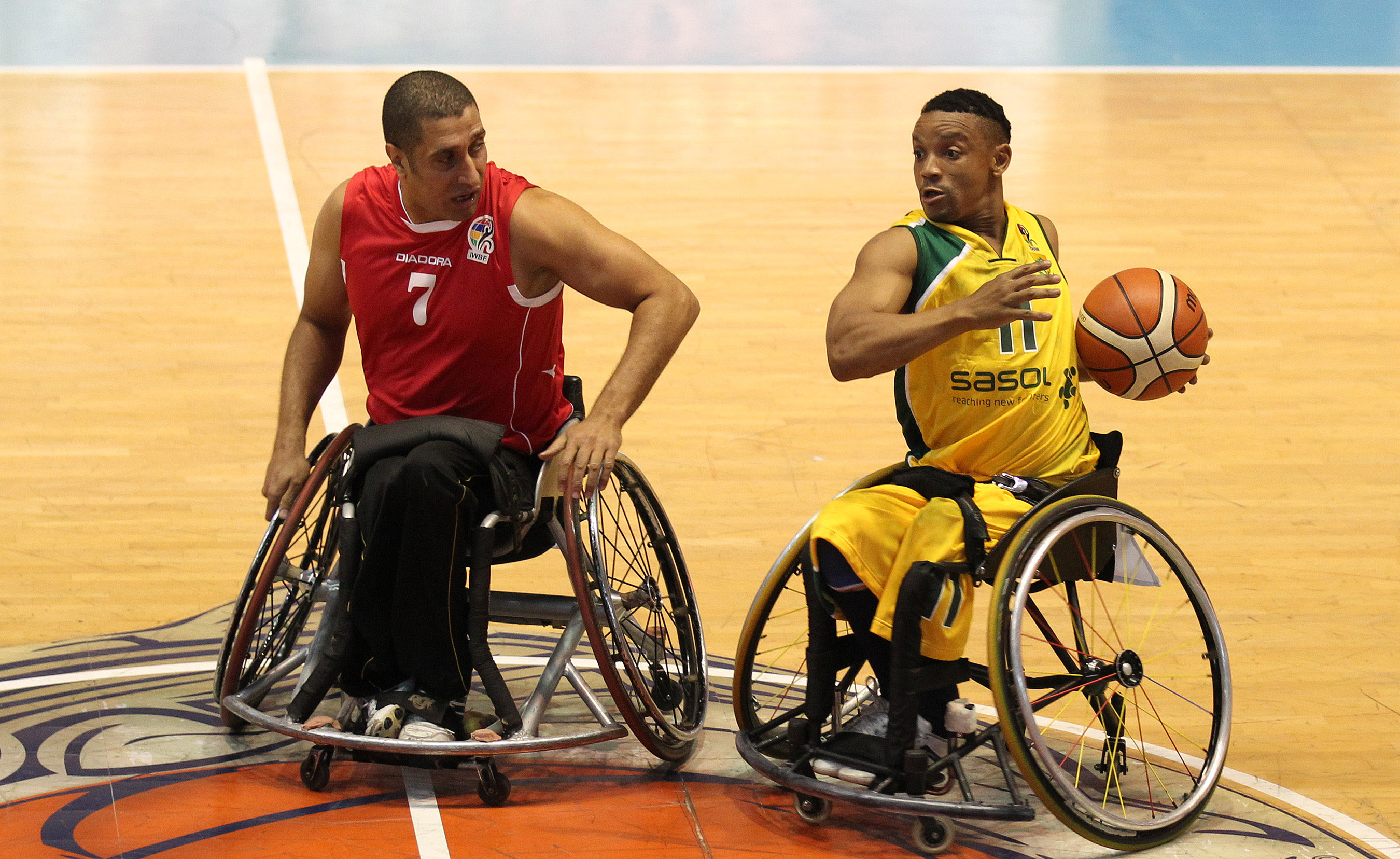 Amawheelaboys march on with second win in Algeria
