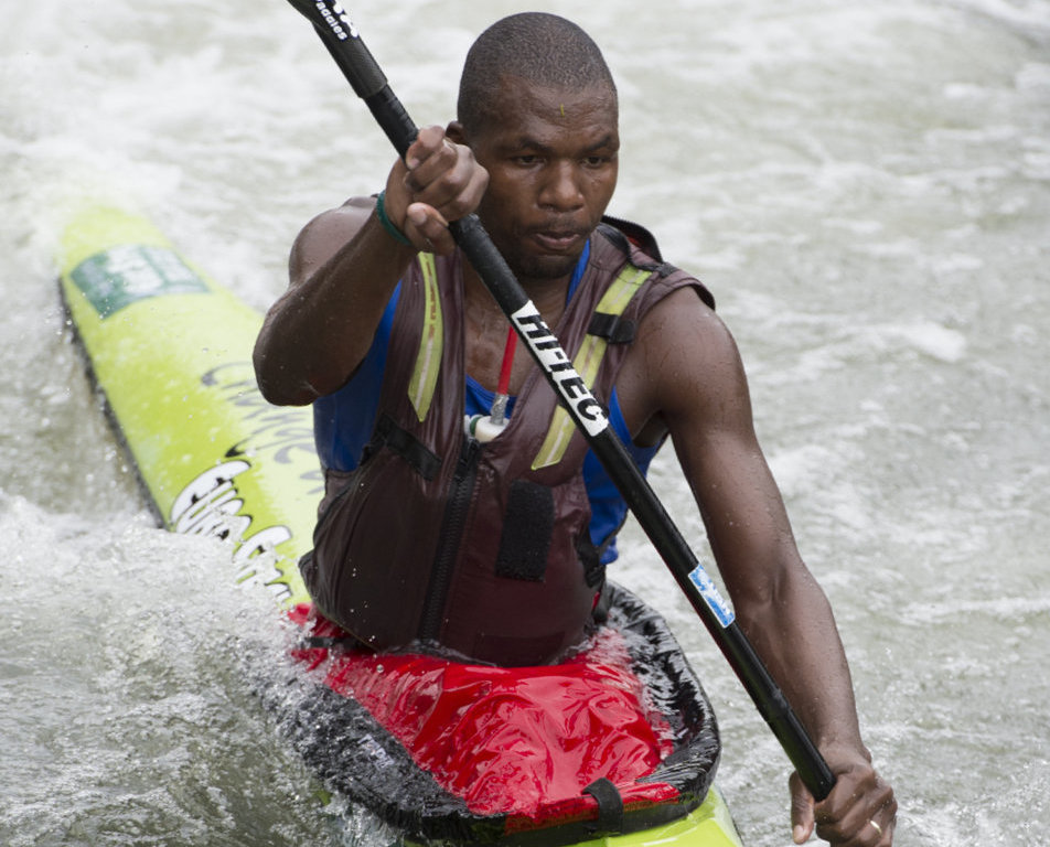 Khwela in search of top-10 Drak Challenge finish