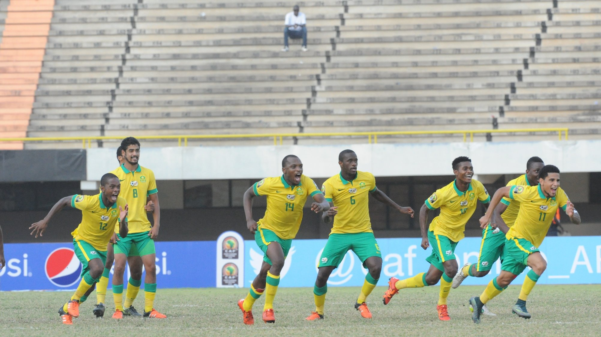 SA youngsters set their sights on Rio after sinking Senegal