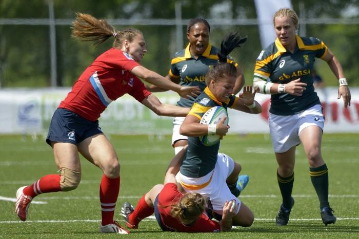 Bok women's sevens do battle with Brazil as new season starts