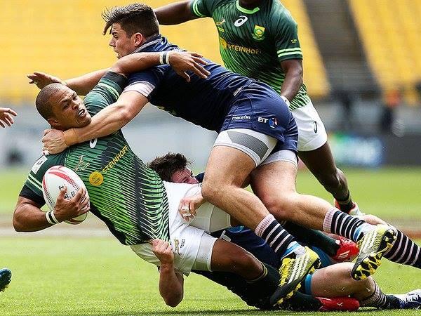 Blitzboks blast to double win in Wellington
