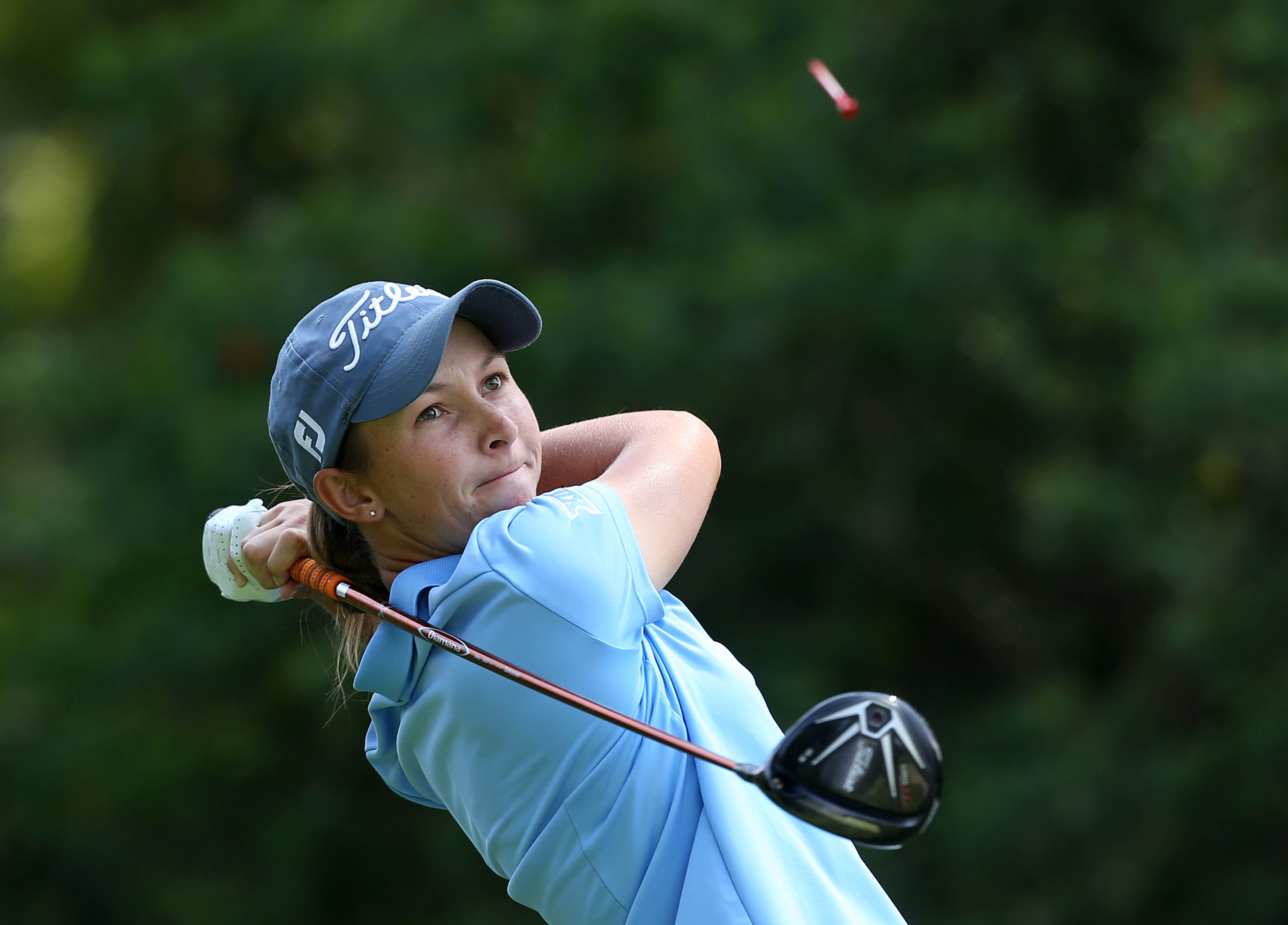 Strauss stays strong to lead Joburg Open