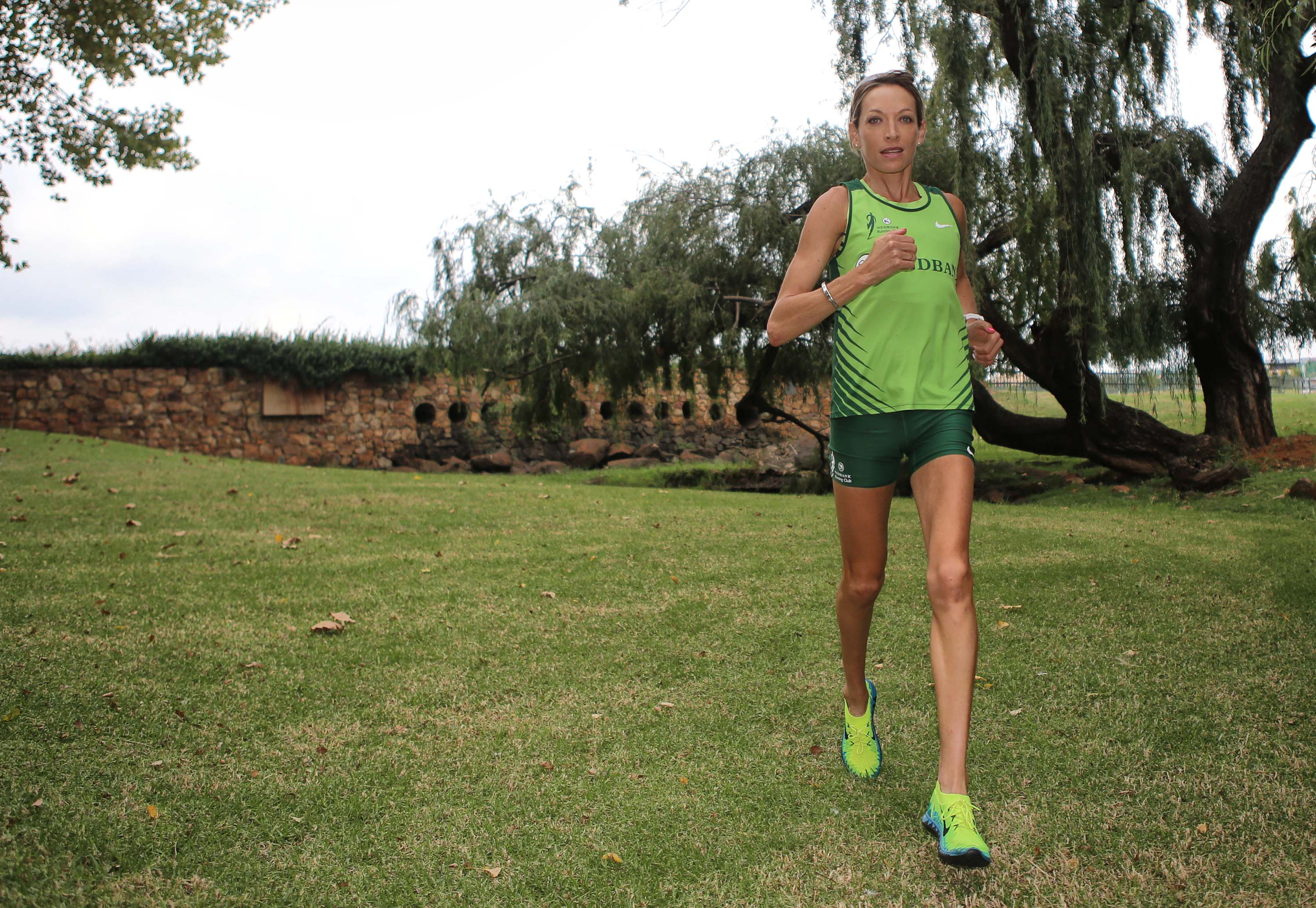Just one marathon for Comrades runner-up in Oceans build-up
