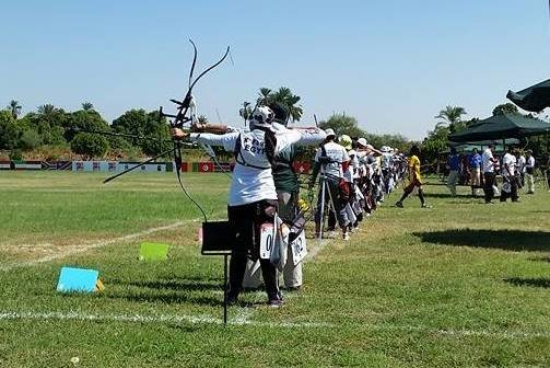 Archers set their sights on global tournaments