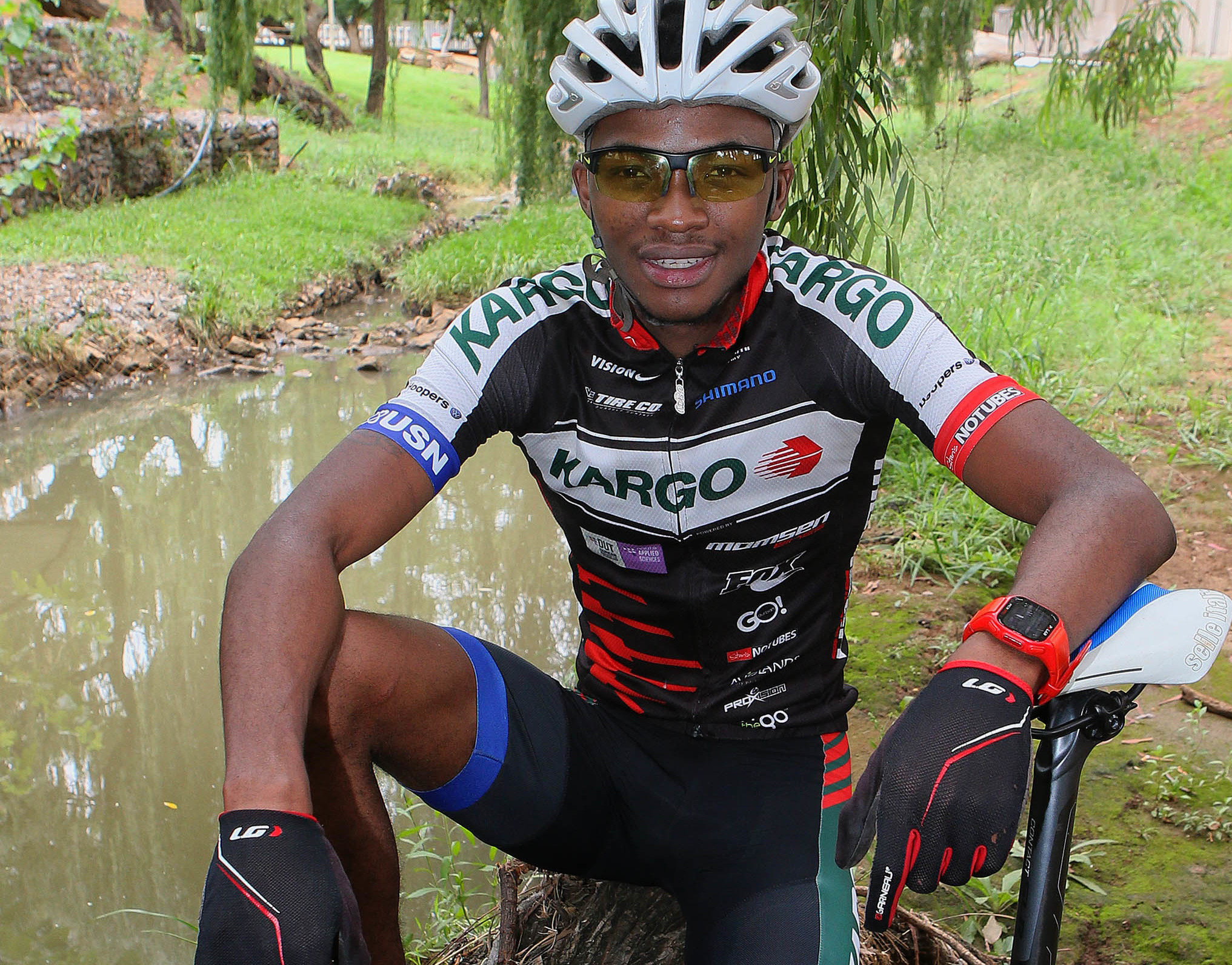 Mokgopo sets sights on UCI Marathon Champs.. but first it's Mankele