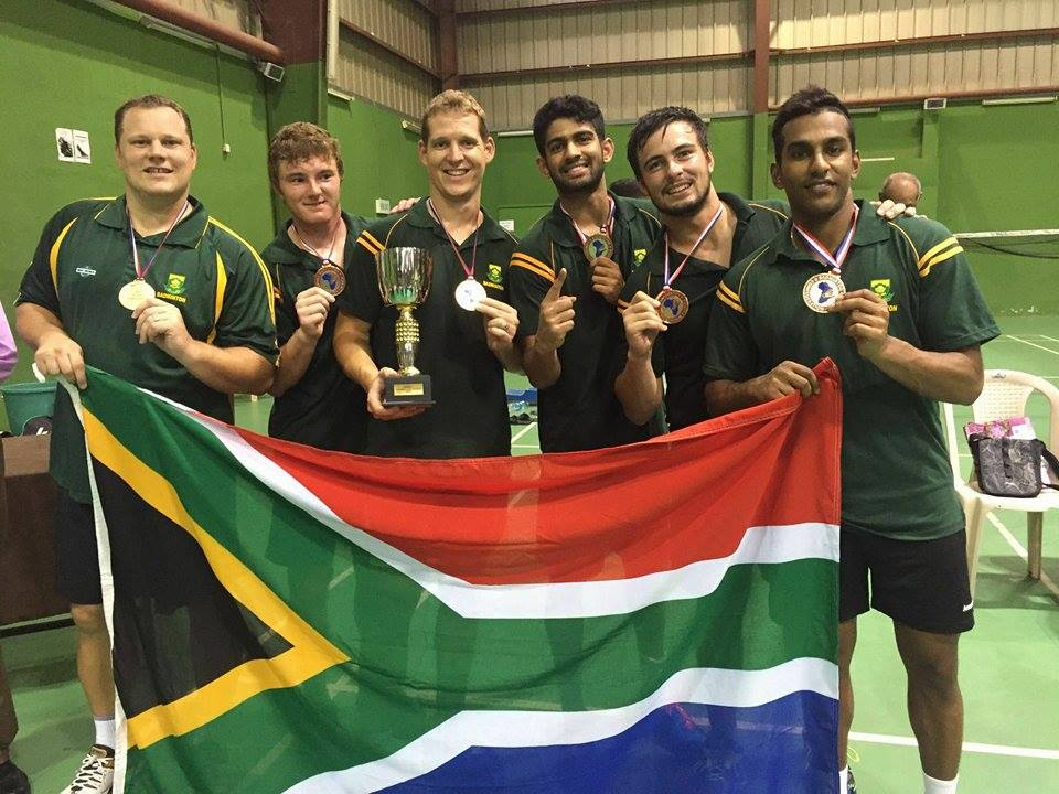 SA men book their place in Thomas Cup finals in China