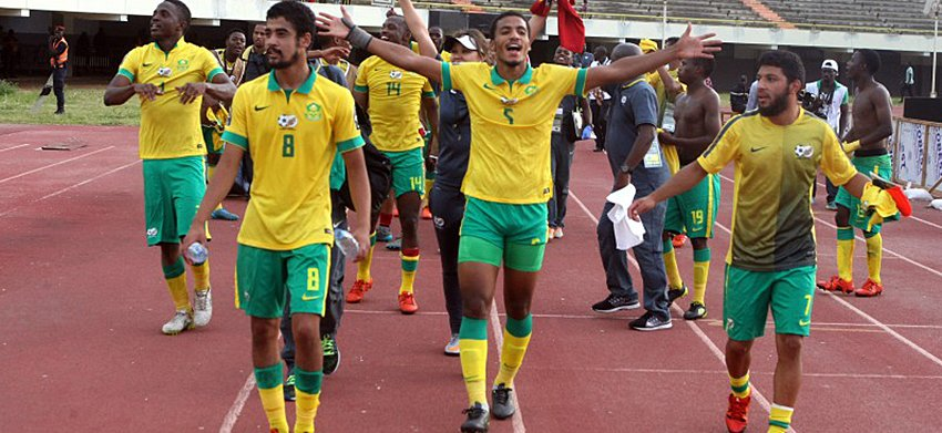 SA's Olympic footballers will know their opponents on 14 April