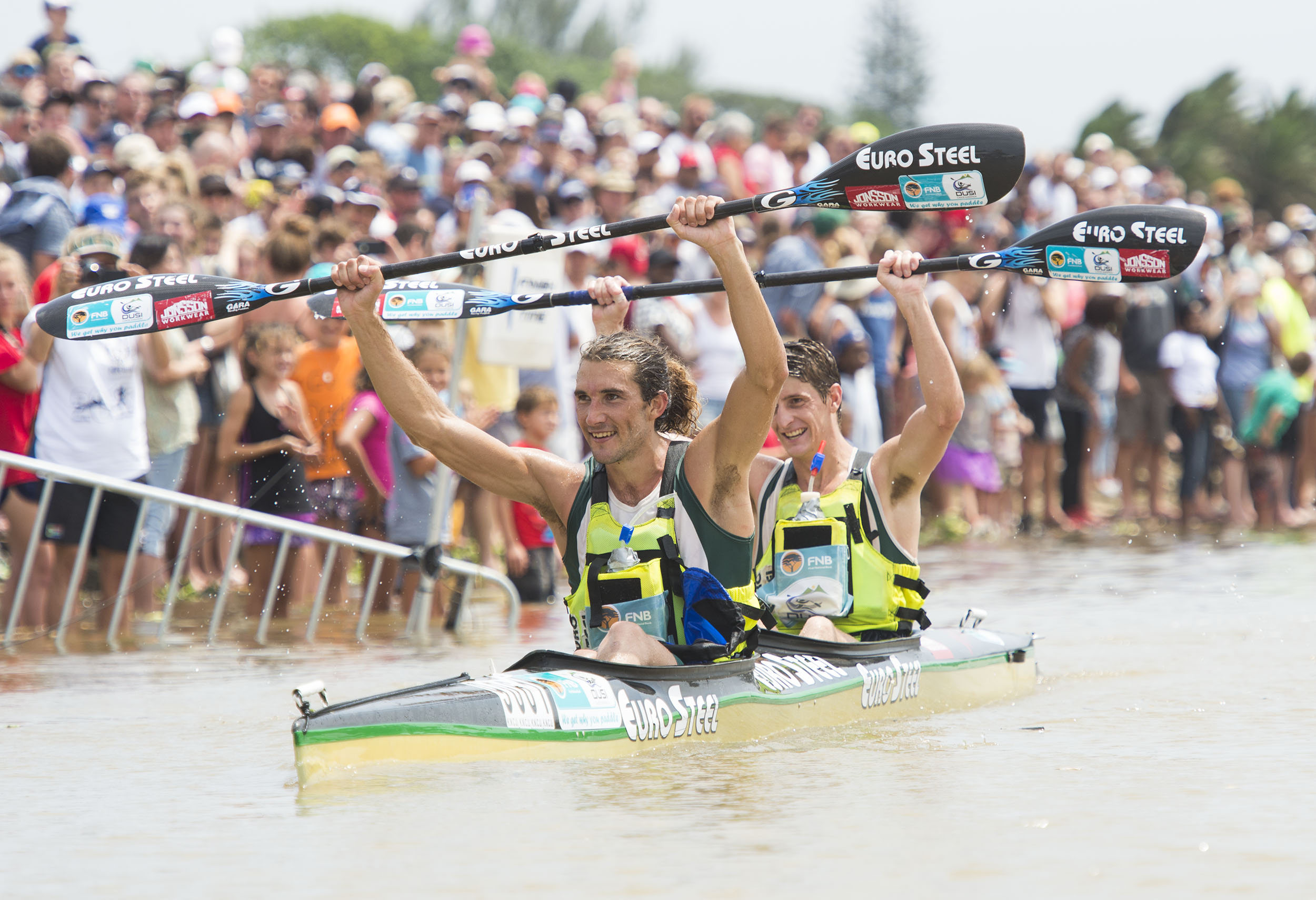 Birkett/Kime are kings of Dusi as Solms finally nails women's win