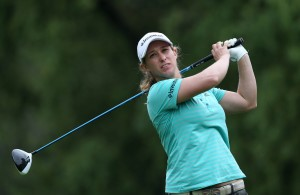 JOHANNESBURG, SOUTH AFRICA - JANUARY 18: Stacy Bregman during day 1 of the 2016 Joburg Ladies Open at Royal Johannesburg and Kensington Golf Course on January 18, 2016 in Johannesburg, South Africa. EDITOR'S NOTE: For free editorial use. Not available for sale. No commercial usage. (Photo by Carl Fourie/Sunshine Tour/Gallo Images)