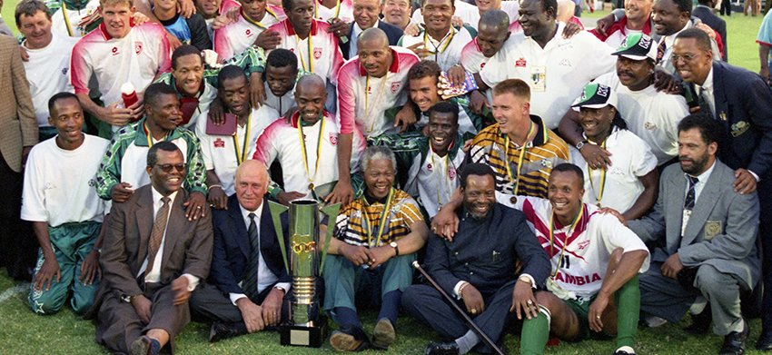 Twenty years after... when Bafana Bafana were champions of Africa