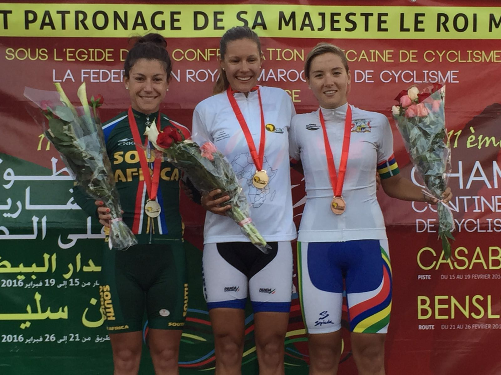 Kachelhoffer claims silver for SA in Morocco