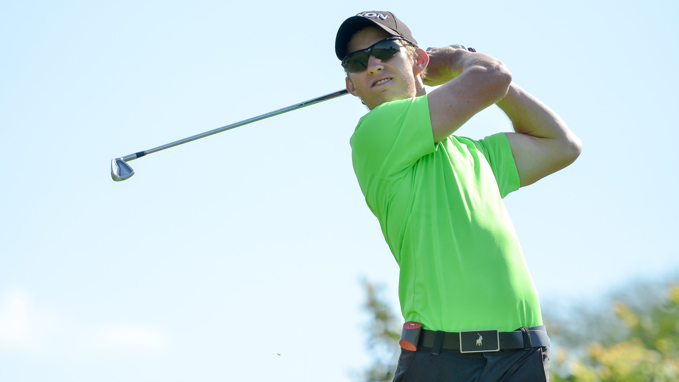 Former champion Smith leads the way at SA Stroke Play Championships