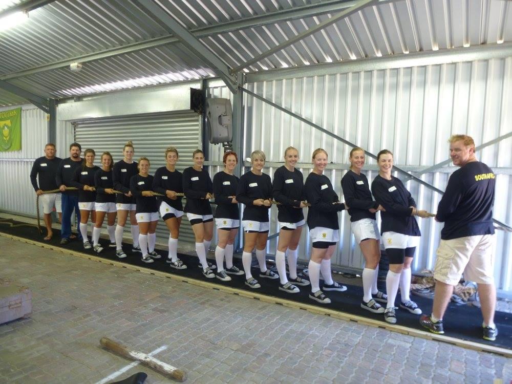 SA's powerhouse women's team off to world championships
