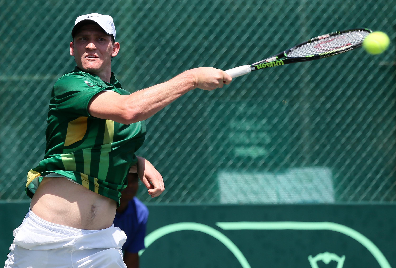 Vorster, Harris give SA 2-0 Davis Cup lead