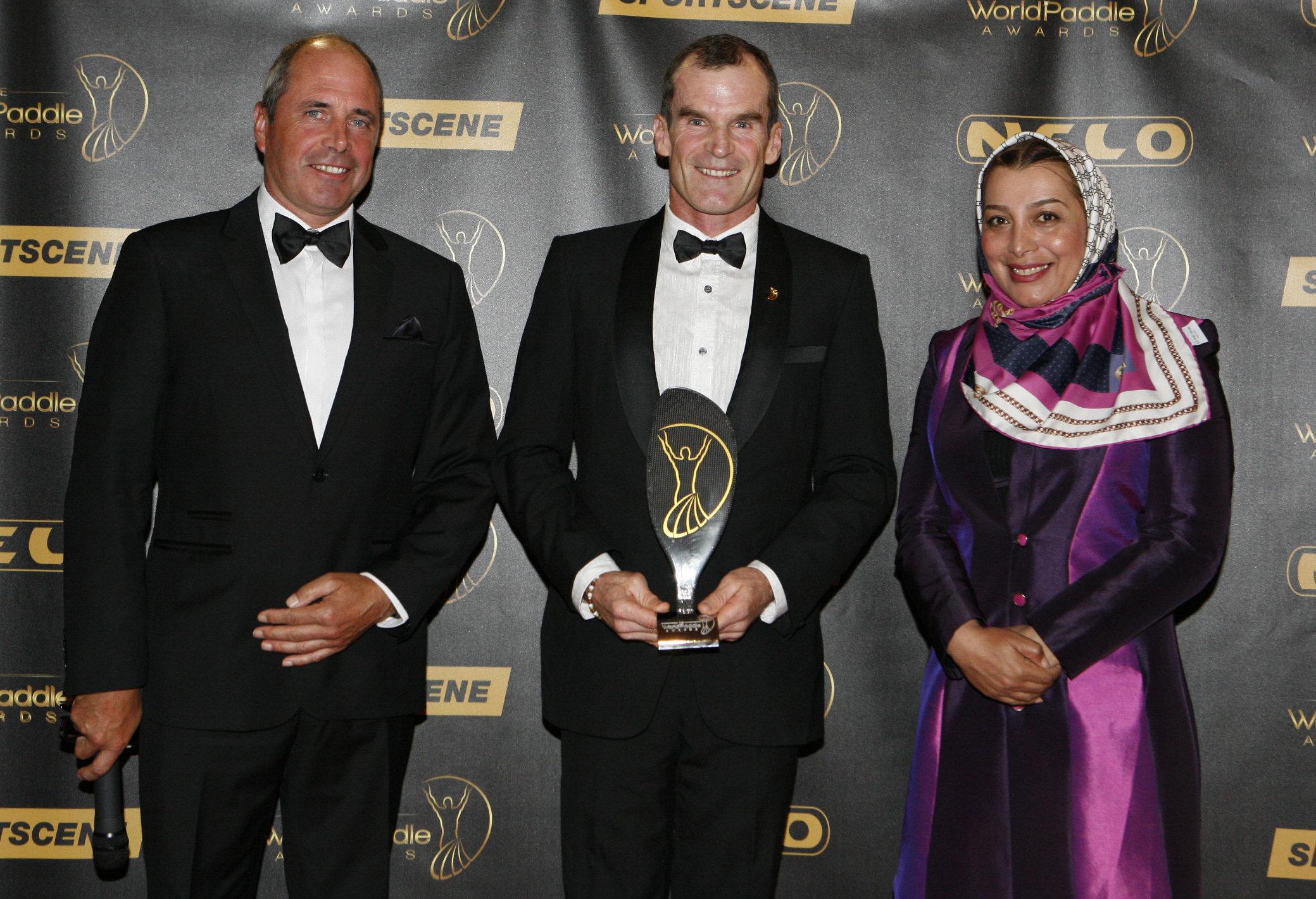 Dusi winner Dreyer rewarded for his work in local community