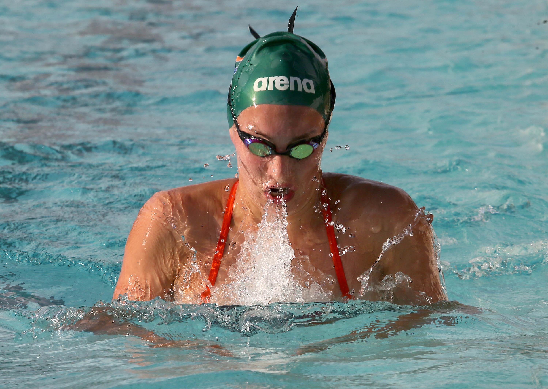 Schoenmaker has reason to smile as Rio gets closer