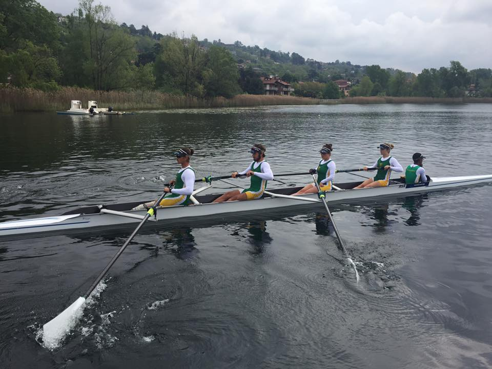 SA fours combo through in Italy but a setback for Sandra