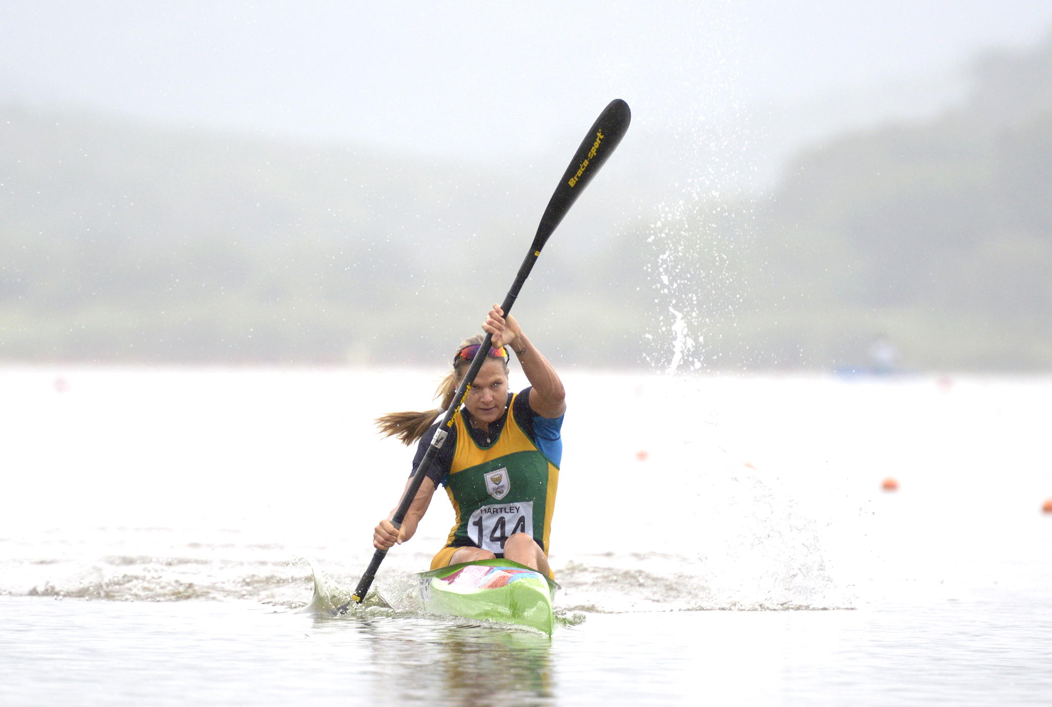 SA and Tunisia dominate African Championships in KZN