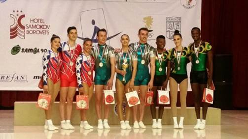 Double Borovets Cup bronze success for SA