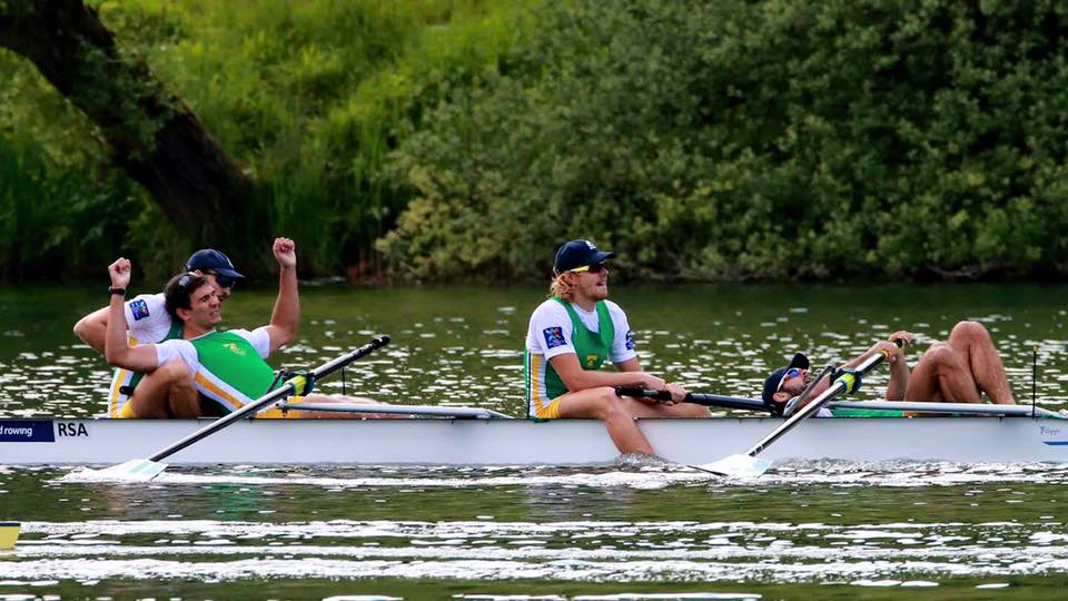 M4 crew's Swiss success means SA have five boats qualified for Rio