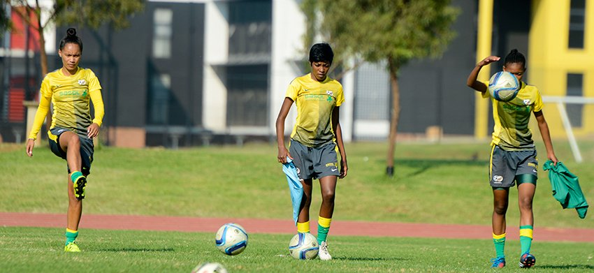 Pauw makes cuts to Banyana's squad for Rio 2016