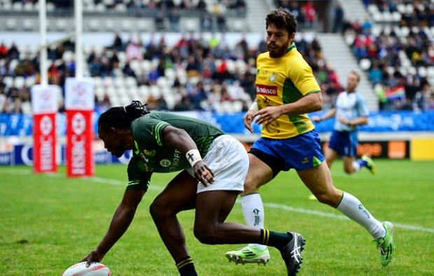 Blitzboks breezed into Cup quarter-final clash with Samoa