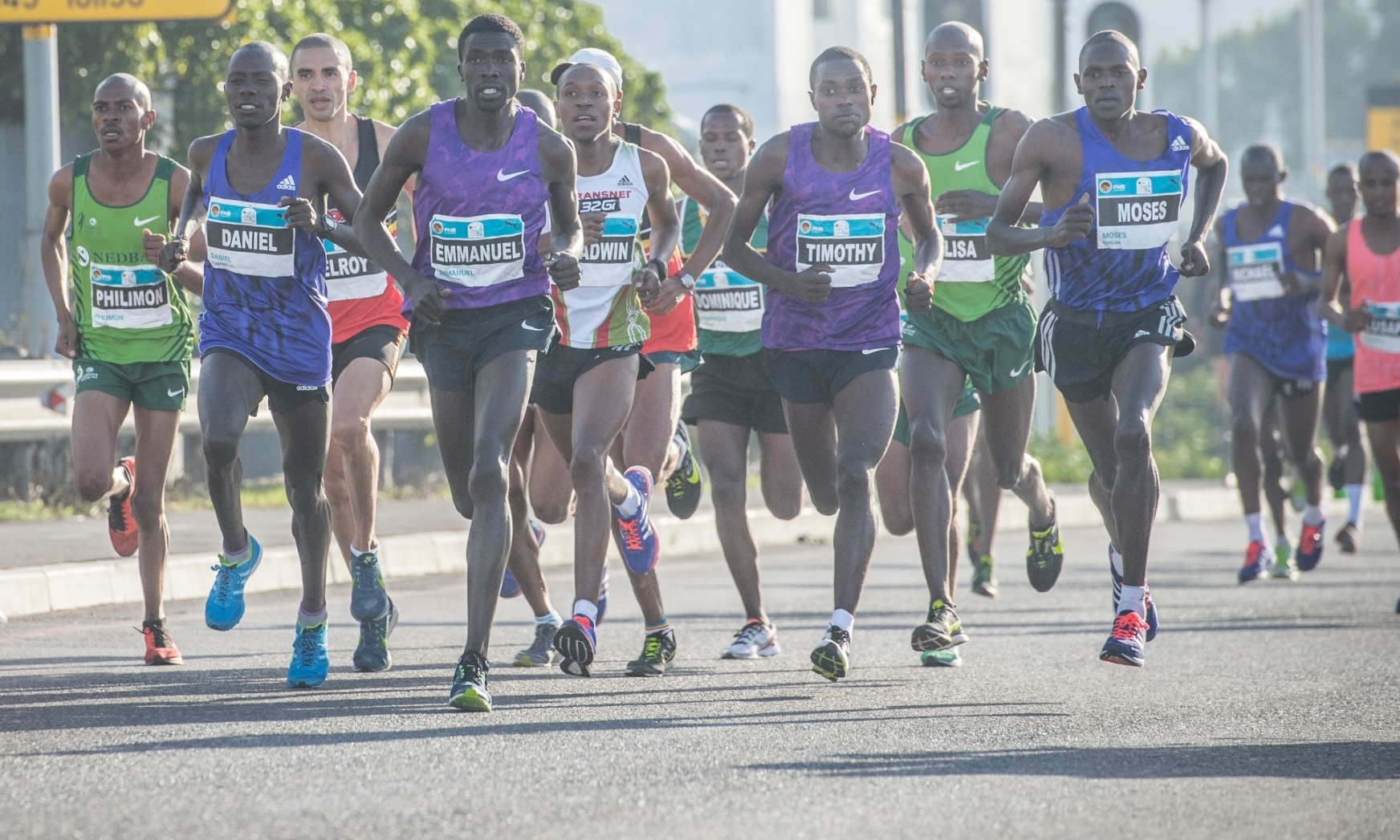 Speedsters chase world best 12km time in Cape Town