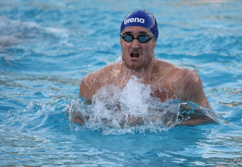 Champion Cameron reckons Rio gold will require world record