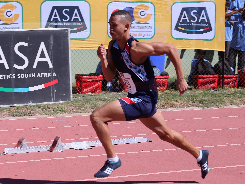 Hanekom hoping to be part of hurdles final action in Rio