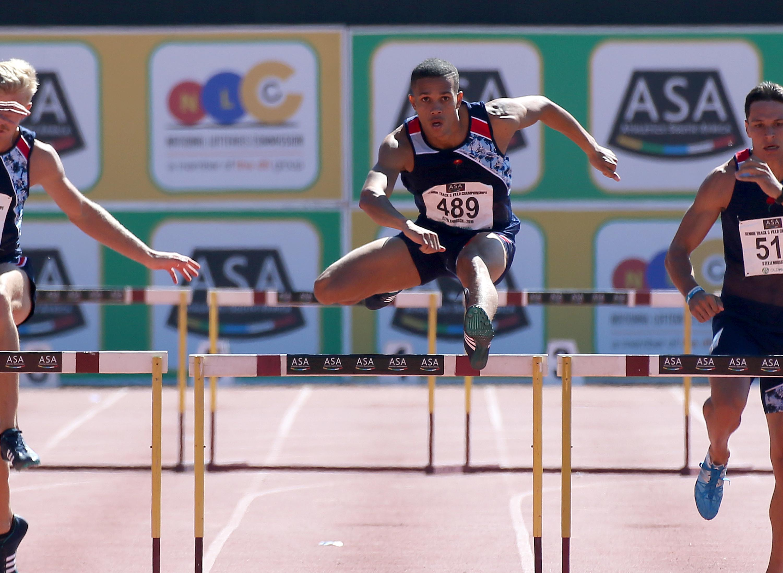 Hanekom in a hurry to clear that final Rio qualifying hurdle