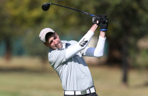 PRETORIA, SOUTH AFRICA - MAY 03: Charl Theron during day 2 of the 2016 SA Disabled Golf Open at Zwartkop Country Club on May 03, 2016 in Pretoria, South Africa. EDITOR'S NOTE: For free editorial use. Not available for sale. No commercial usage. (Photo by Carl Fourie/SADGA/Gallo Images)