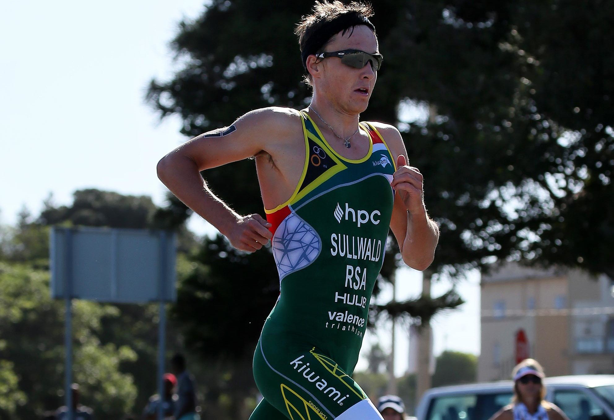 Sullwald in search of Rio qualification spot in Italy