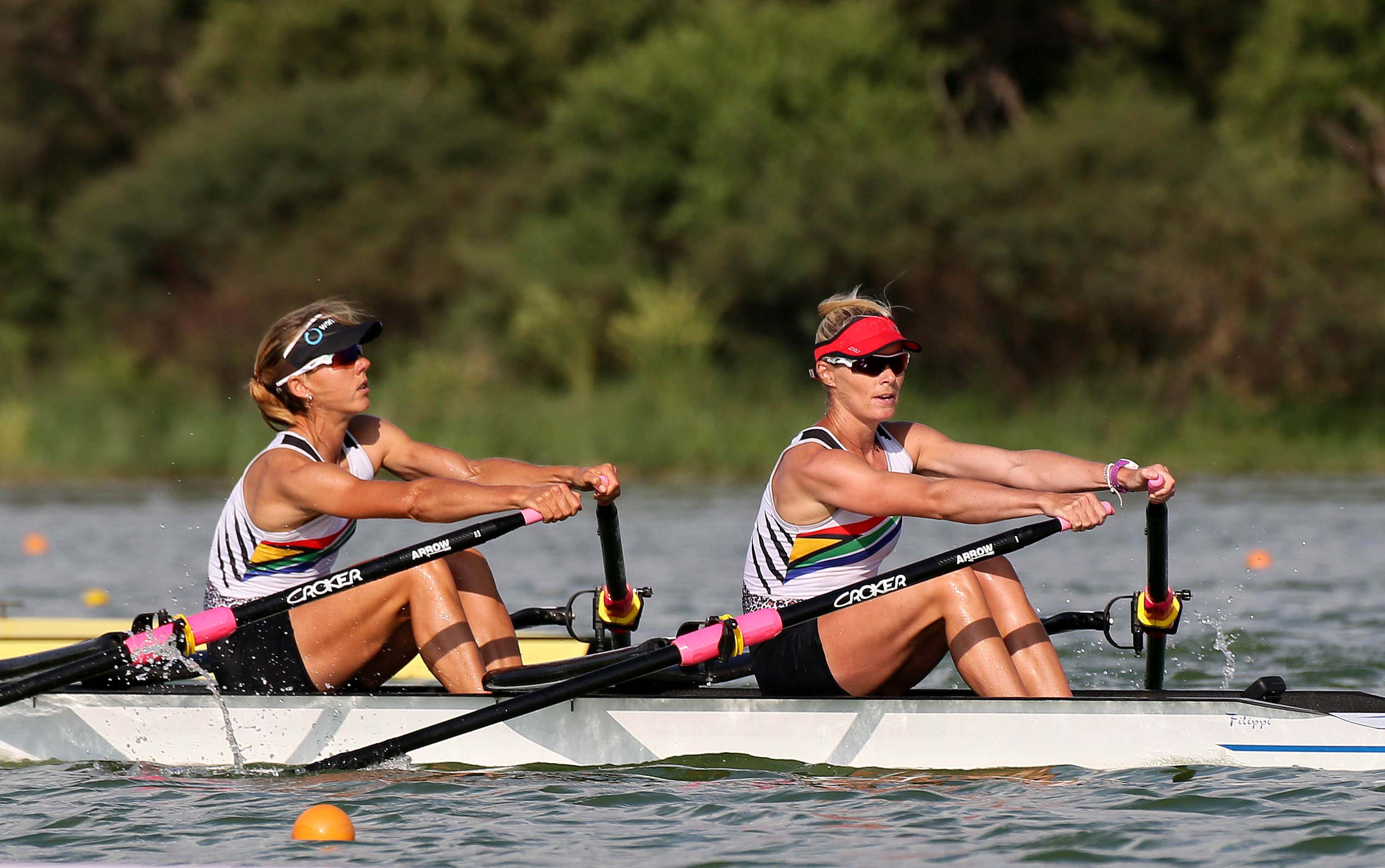 Silver and bronze medal haul for SA rowers at Lucerne World Cup
