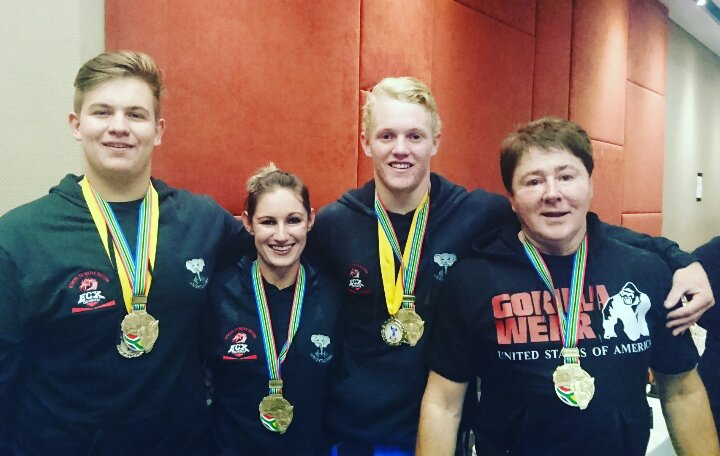 SA lifters in power-packed performance at Arnold Classic