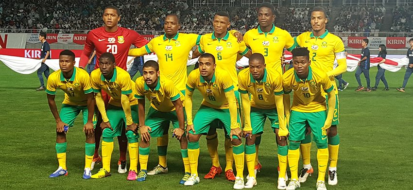 SA U23 side's Olympic preparations jolted by Japan
