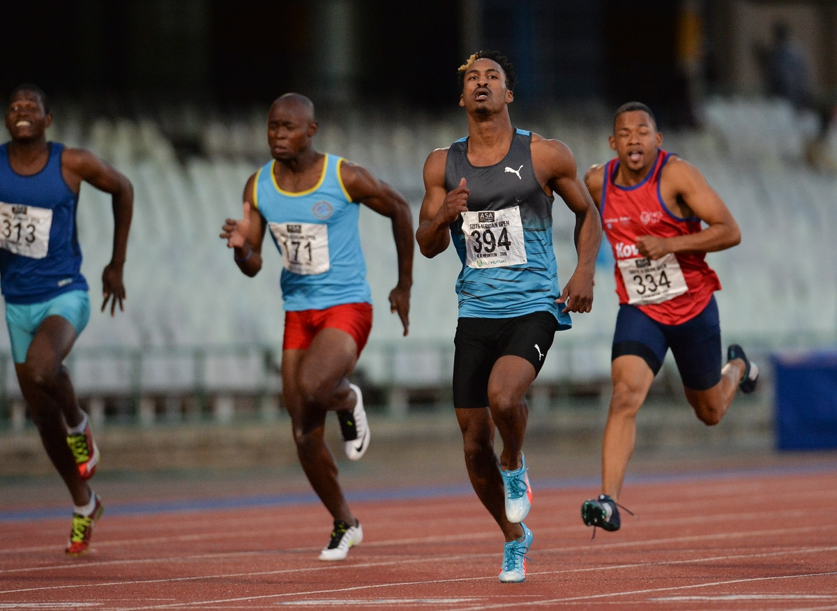 Bruintjies blasts to yet another Olympic qualifying time in Czech Republic