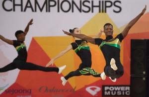 14th FIG Aerobic Gymnastics World Championships in Incheon/KOR, June 17-19, 2016