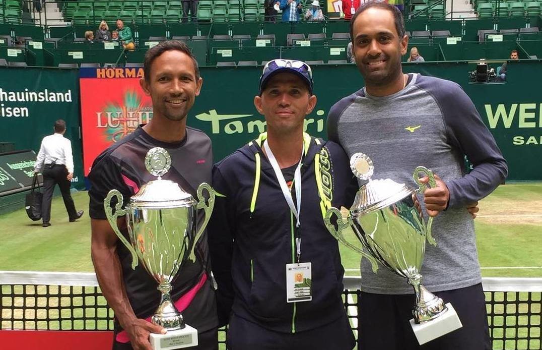 SA's Klaasen adds another doubles title to his CV