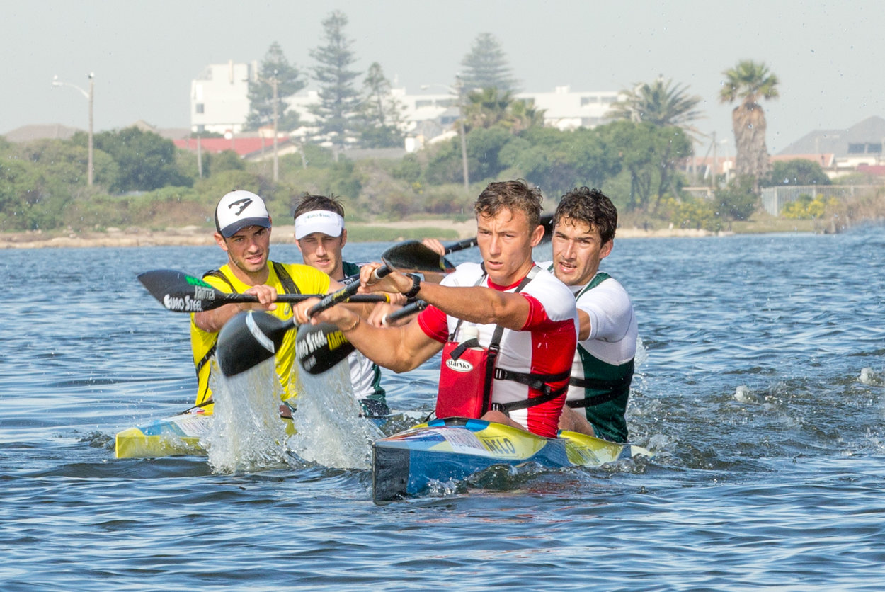 Birkett/Hattingh and Hartley/Solms seal K2 titles at nationals