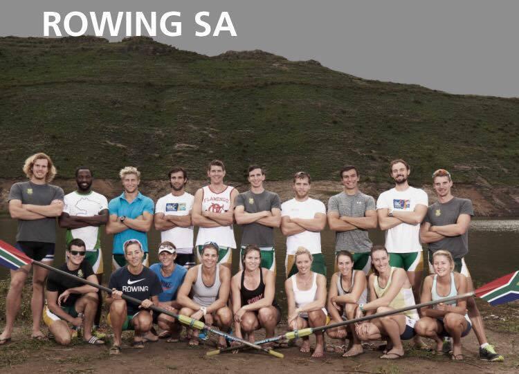 SA rowers raring to race at Rio Games