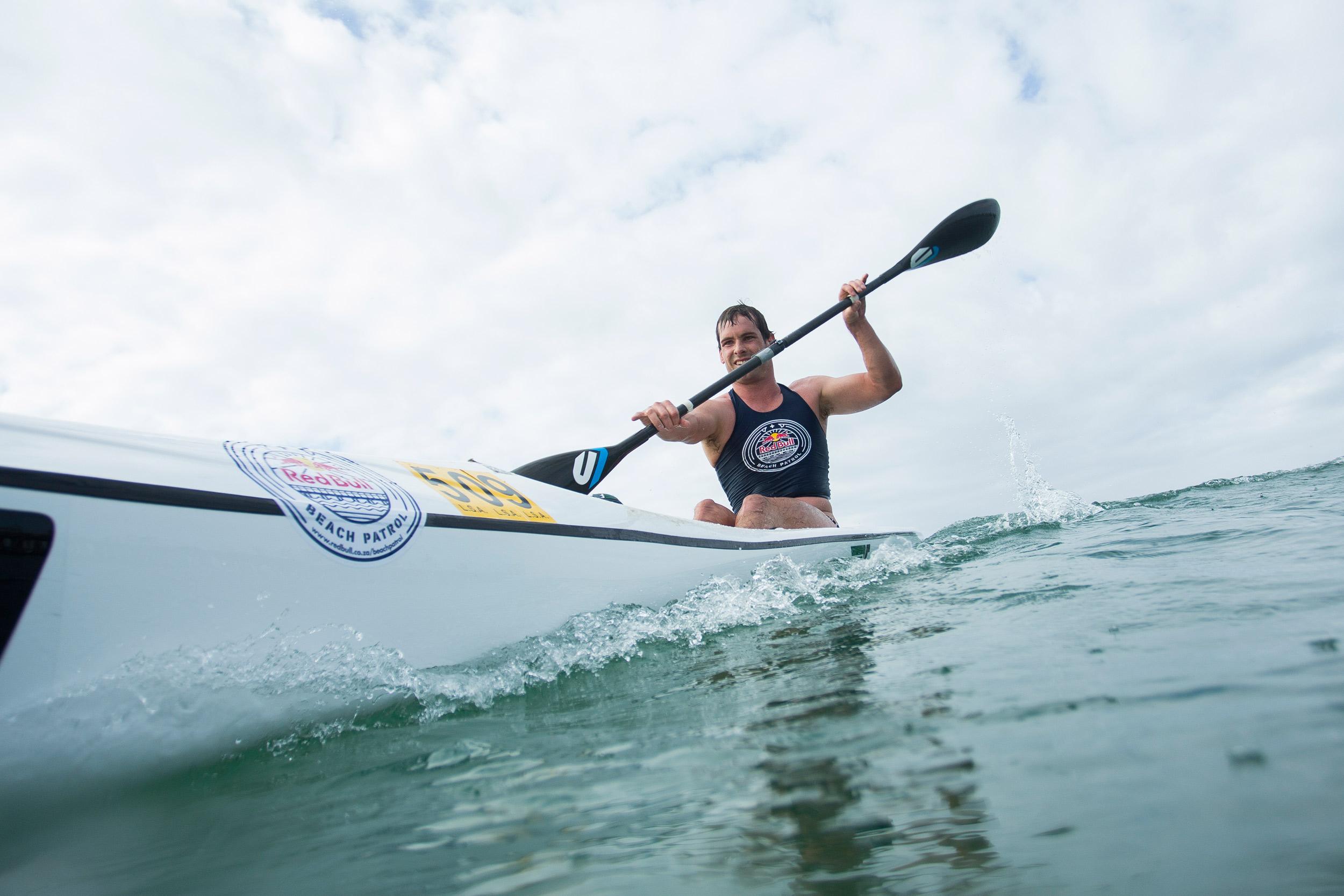 Nisbet nails top lifesaving title in Durban