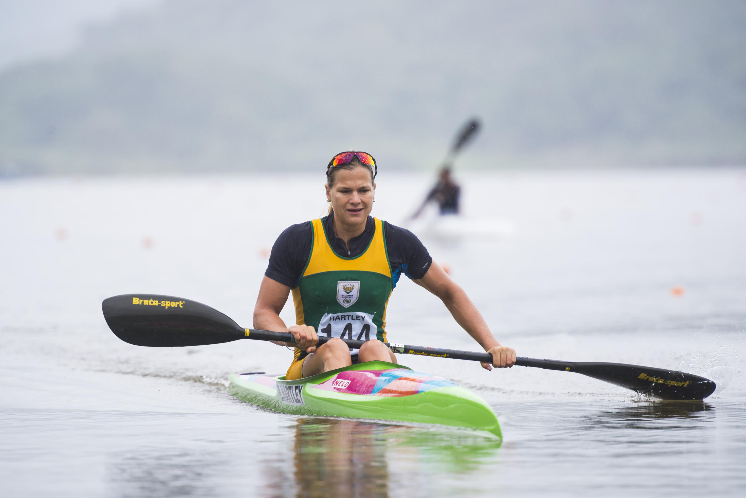 Hartley relishing the chance of a repeat performance in Rio... or better