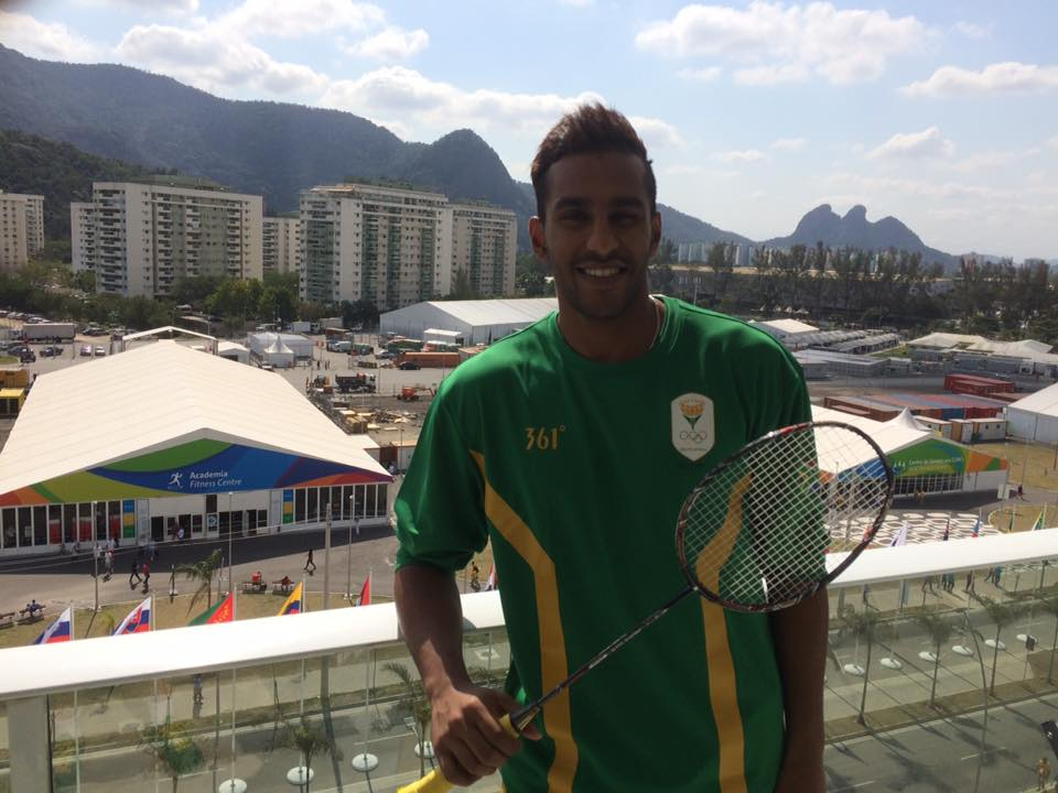 Tired Maliekal finally in Rio after delays due to hurricane
