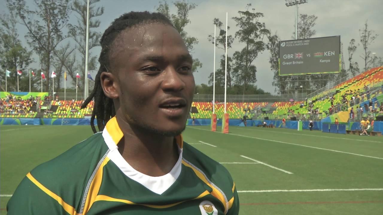 Senatla on SA's Opening Match
