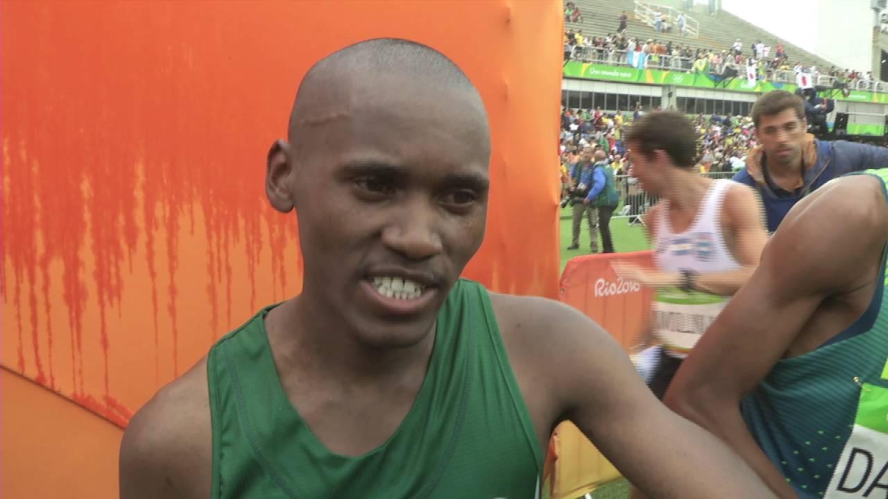 SA Marathon Runners